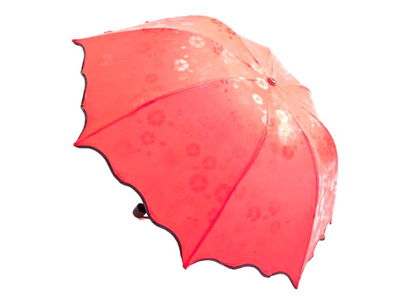 Зонт Bradex с проявляющимся рисунком Red SU 0033