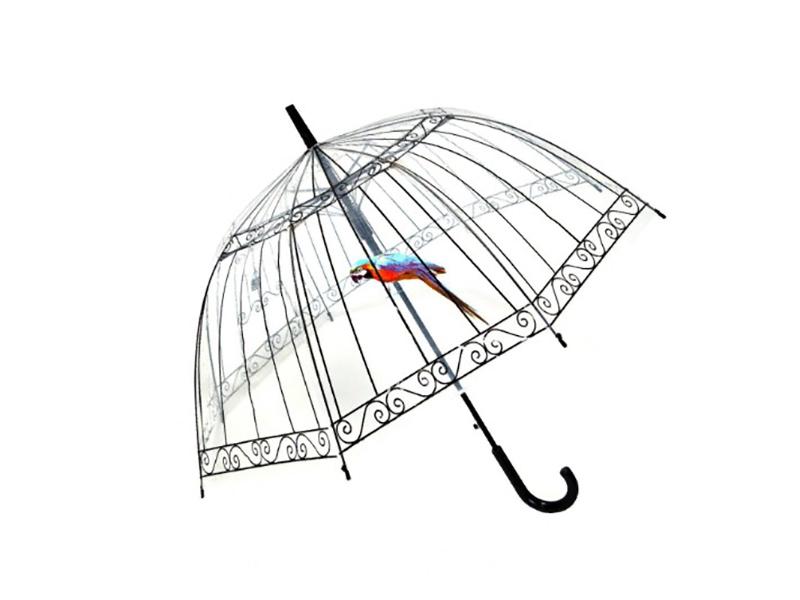 Зонт Bradex Пташка в клетке SU 0010