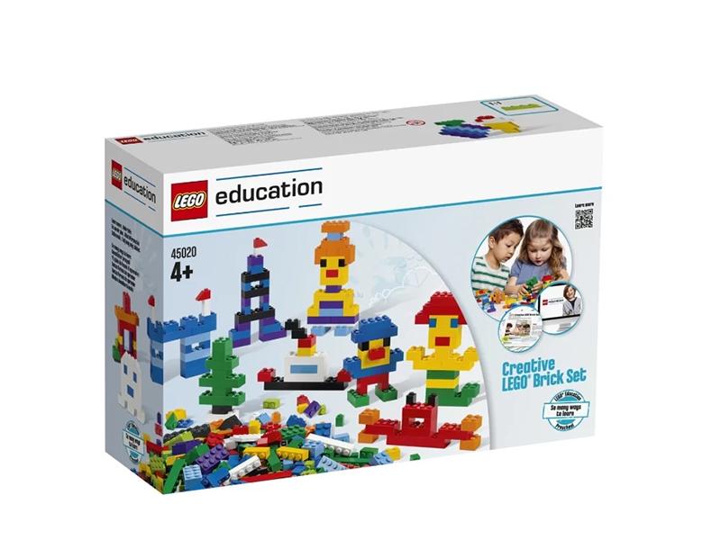 Конструктор Lego Кирпичики для творческих занятий 45020
