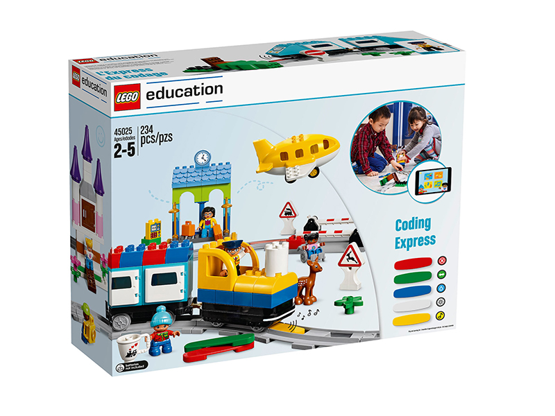 LEGO Education PreSchool 45025 Экспресс Юный программист