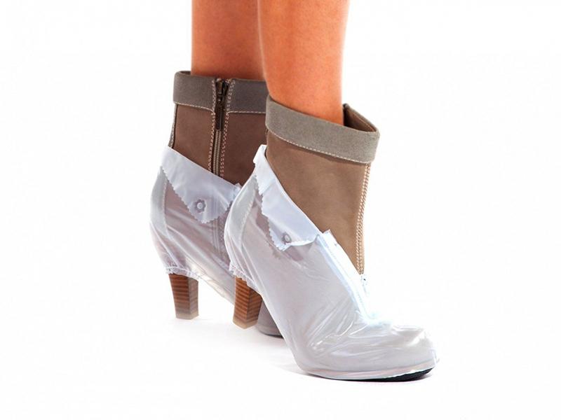 Аксессуар Чехлы грязезащитные для женской обуви Bradex р.M KZ 0300