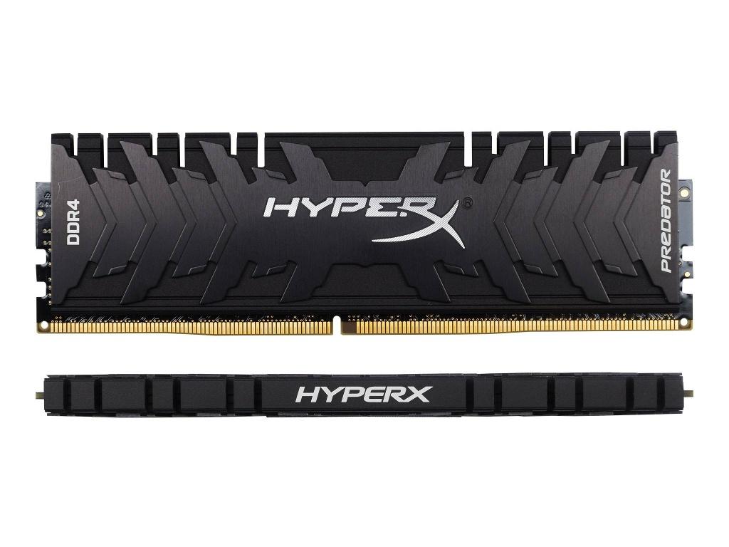 Модуль памяти Kingston HyperX Predator DDR4 DIMM 4266MHz PC-34100 CL19 - 16Gb KIT (2x8Gb) HX442C19PB3K2/16