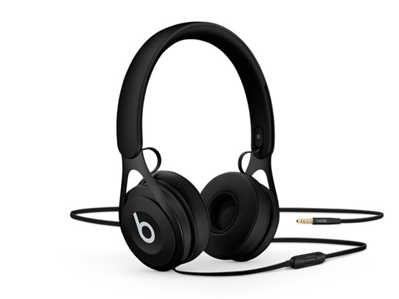 цена на Наушники Beats EP On-Ear Headphones Black ML992EE/A