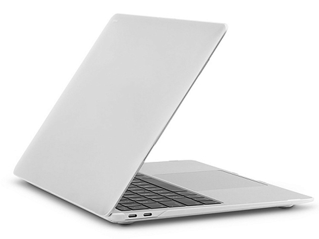 Аксессуар Чехол 13.0-inch Moshi для APPLE MacBook Air 13 2018 iGlaze Stealth Clear 99MO071909