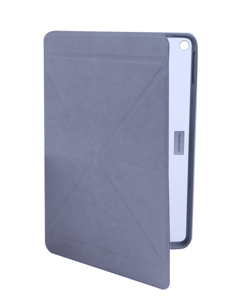 цена на Аксессуар Чехол Moshi для APPLE iPad Mini 4/5 VersaCover Stone Grey 99MO064011
