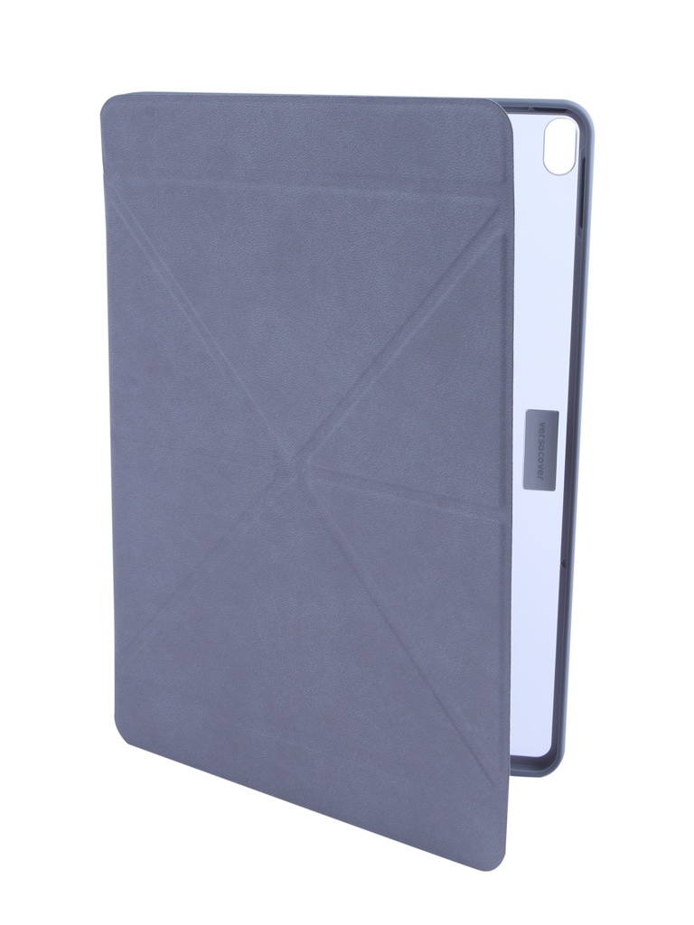 Аксессуар Чехол Moshi для APPLE iPad Pro 10.5 / iPad Air 10.5 VersaCover Stone Grey 99MO056013 аксессуар чехол odoyo masterarte для ipad air vortex pa535vx