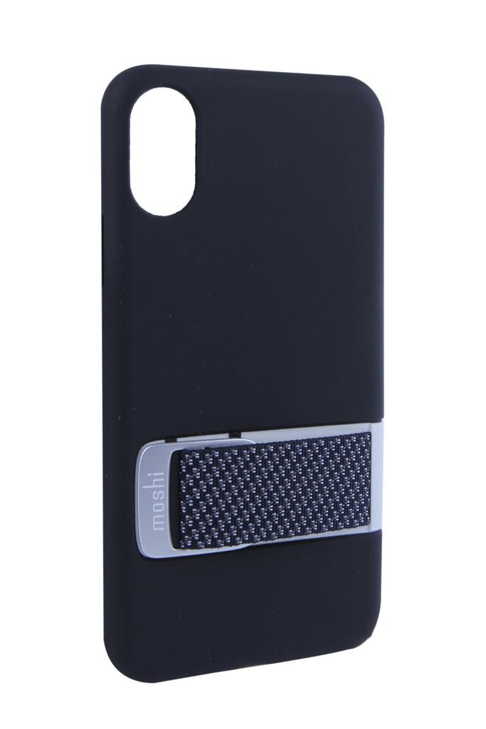 Аксессуар Чехол Moshi для APPLE iPhone X / XS Capto Black 99MO114003