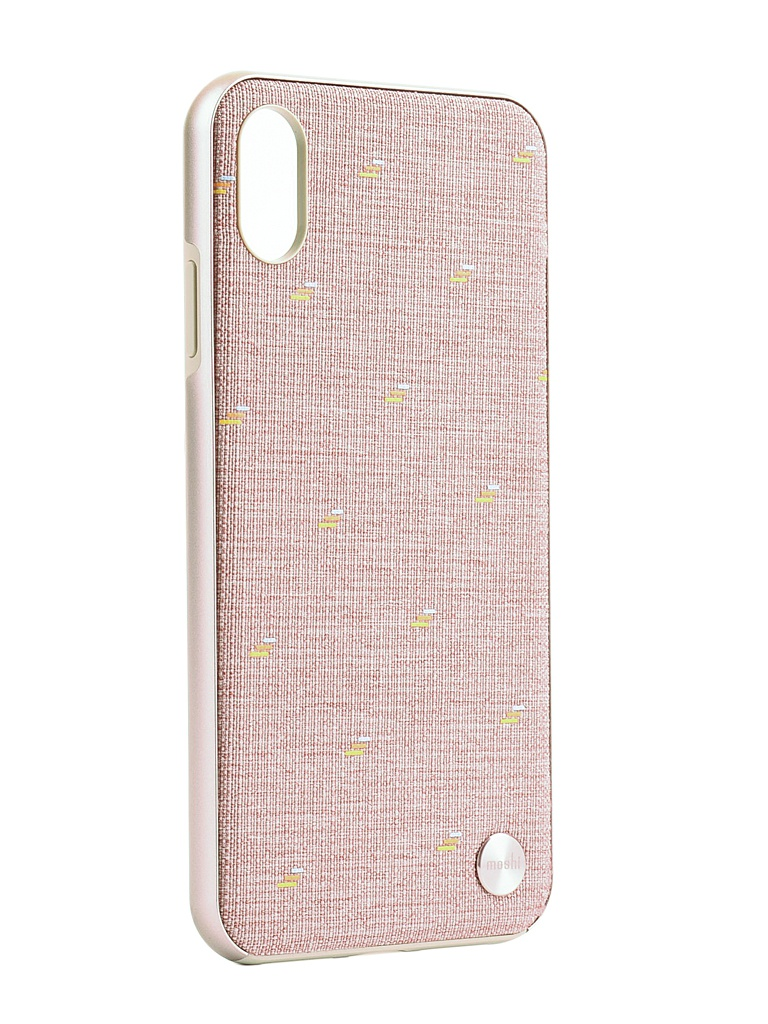 Аксессуар Чехол Moshi для APPLE iPhone XS Max Vesta Pink 99MO116302