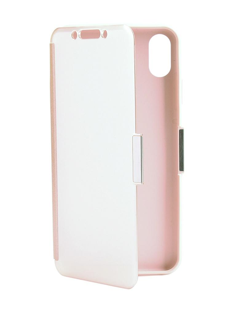 Аксессуар Чехол Moshi для APPLE iPhone XS Max StealthCover Pink 99MO102303