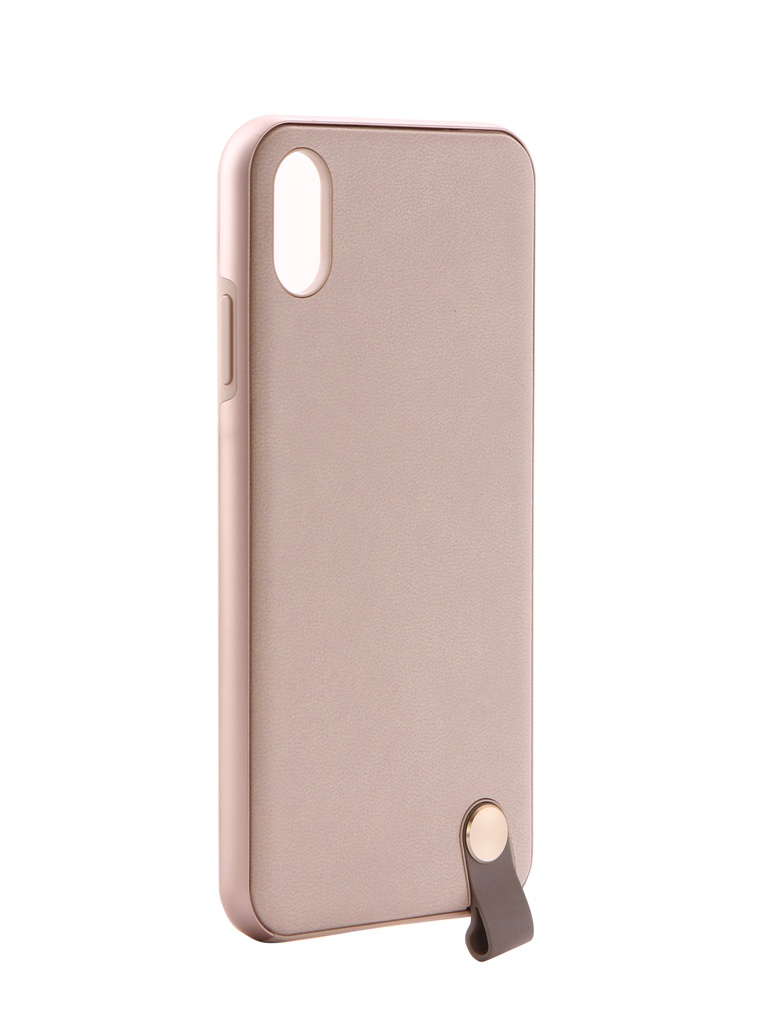 Аксессуар Чехол Moshi для APPLE iPhone XS Max SenseCover White 99MO072112