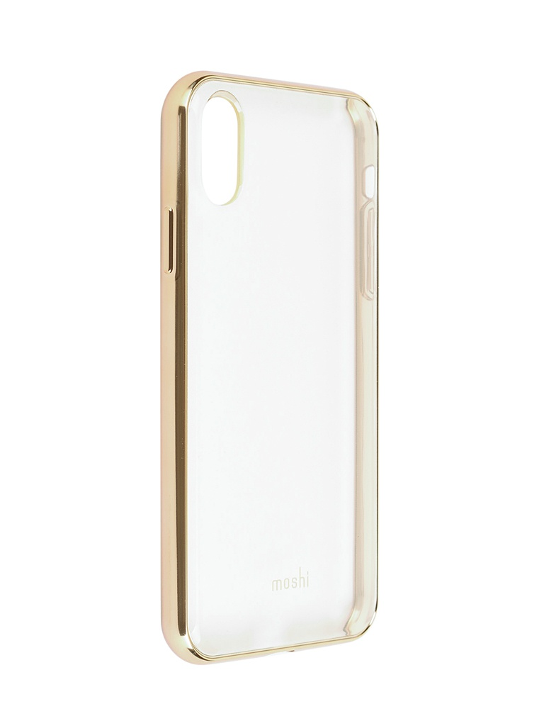 Аксессуар Чехол Moshi для iPhone XR Vitros Gold 99MO103301