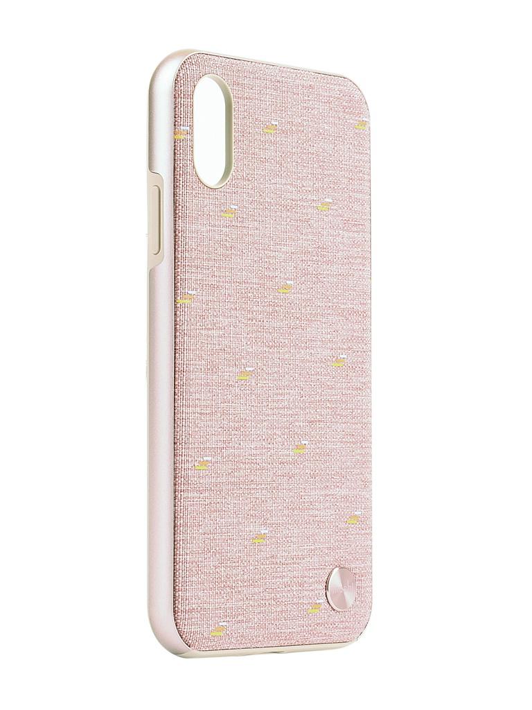 Аксессуар Чехол Moshi для iPhone XR Vesta Pink 99MO116301