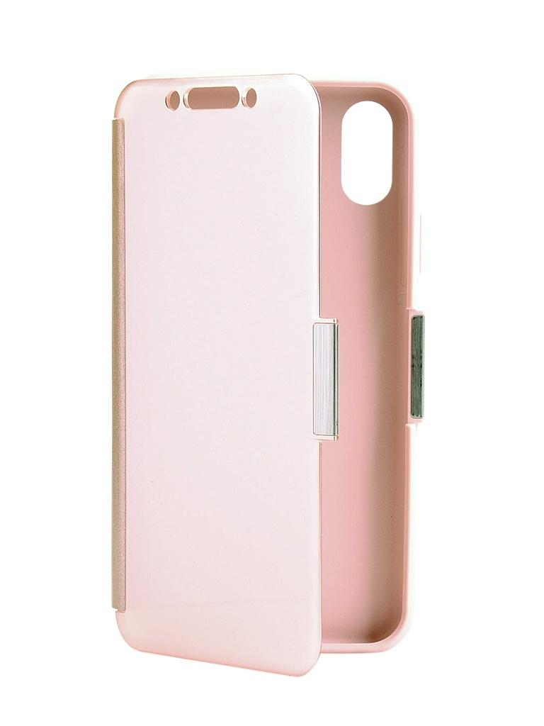 Аксессуар Чехол Moshi для iPhone XR StealthCover Pink 99MO102302 цена и фото