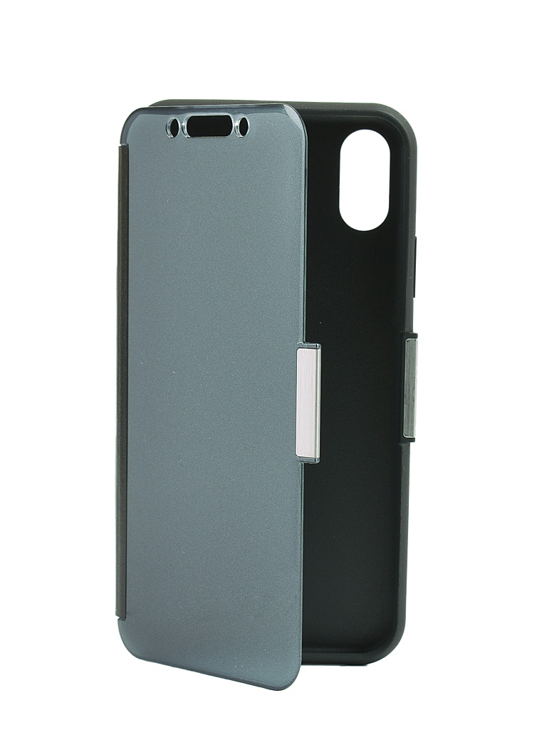 Аксессуар Чехол Moshi для iPhone XR StealthCover Gray 99MO102022