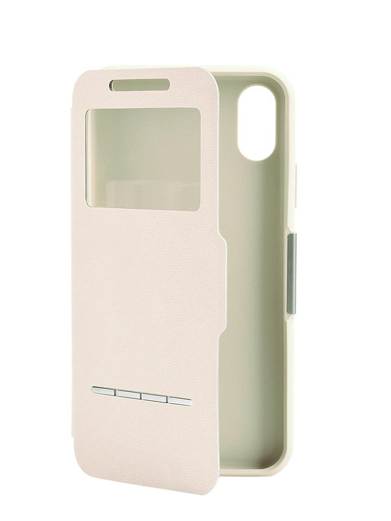 Аксессуар Чехол Moshi для iPhone XR SenseCover White 99MO072111 аксессуар чехол moshi sensecover для iphone 6 plus graphite 99mo072304
