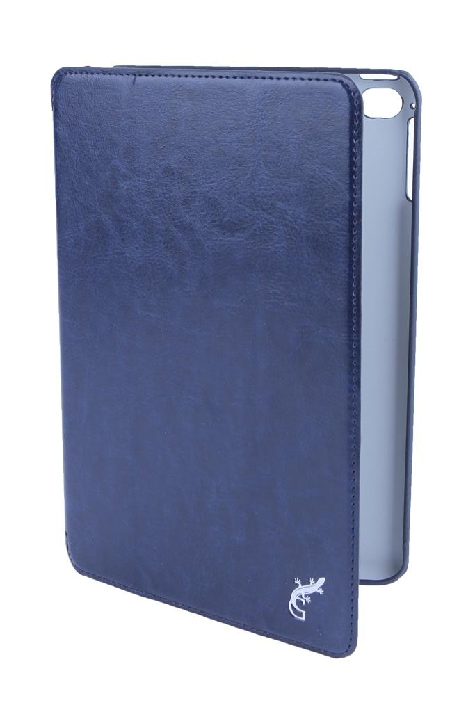 Аксессуар Чехол G-Case для APPLE iPad mini 2019 Slim Premium Dark Blue GG-1067 цена и фото