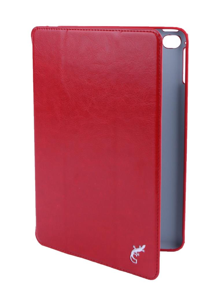Аксессуар Чехол G-Case для APPLE iPad mini 2019 Slim Premium Red GG-1066 цена и фото