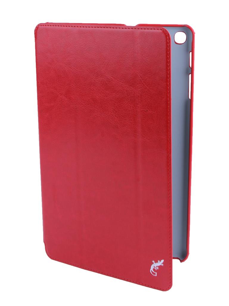 Чехол G-Case для Samsung Galaxy Tab A 10.1 2019 SM-T510 / SM-T515 Slim Premium Red GG-1062 чехол g case для samsung galaxy a30 sm a305f a20 sm a205f slim premium red gg 1101