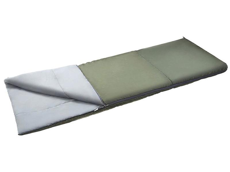 купить Cпальный мешок Nova Tour Валдай -5 L Khaki 96596-501-00 по цене 1405 рублей