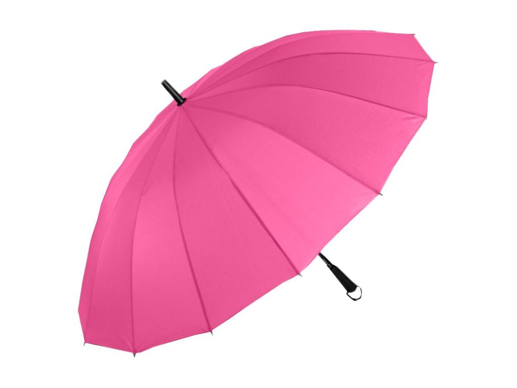 Зонт СИМА-ЛЕНД Однотонный Neon Pink 3090552