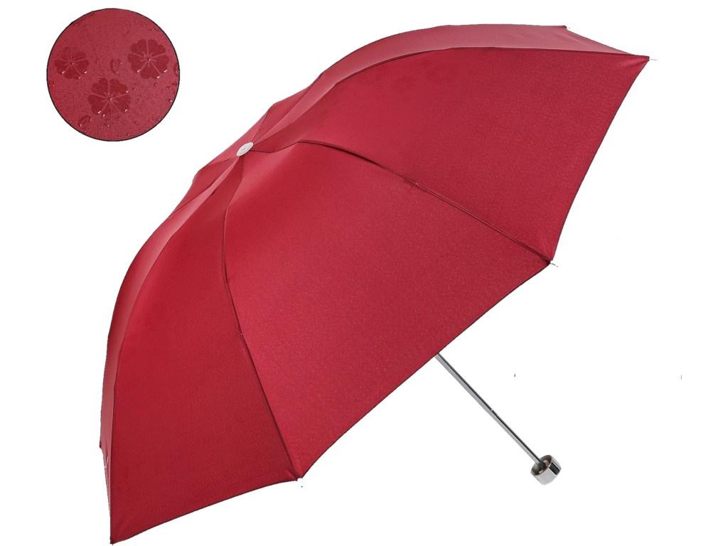 Зонт СИМА-ЛЕНД Цветочки Burgundy 653127