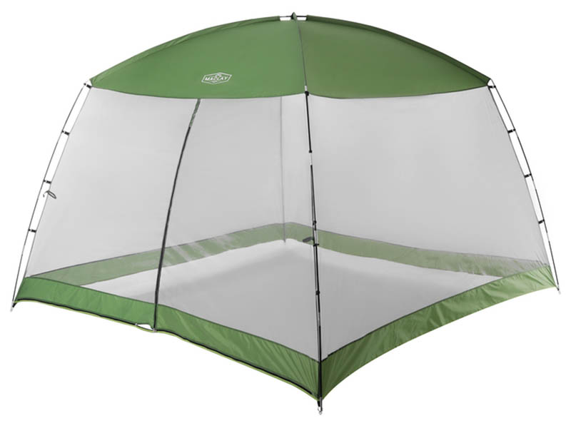 Шатер Maclay 305x305x202cm Green 3984295