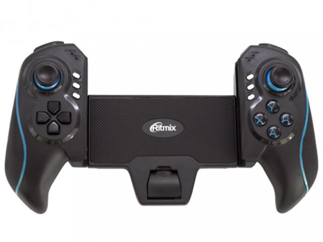 Ritmix GP-051BTH Black-Blue