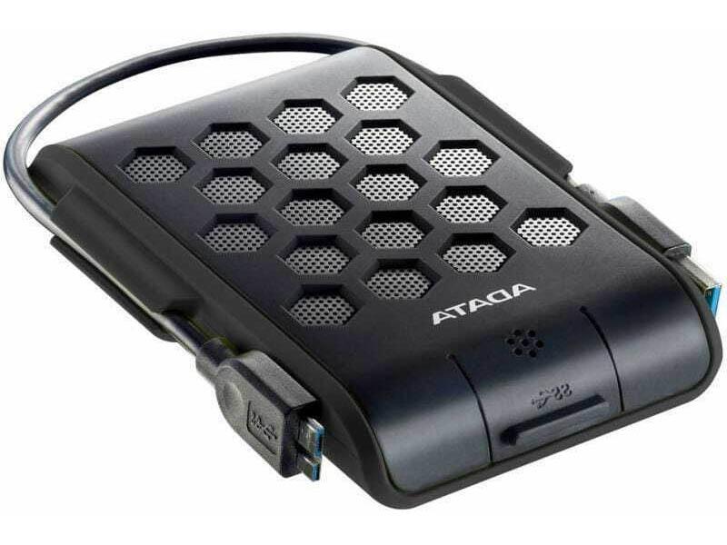 Жесткий диск ADATA HD720 2TB Black