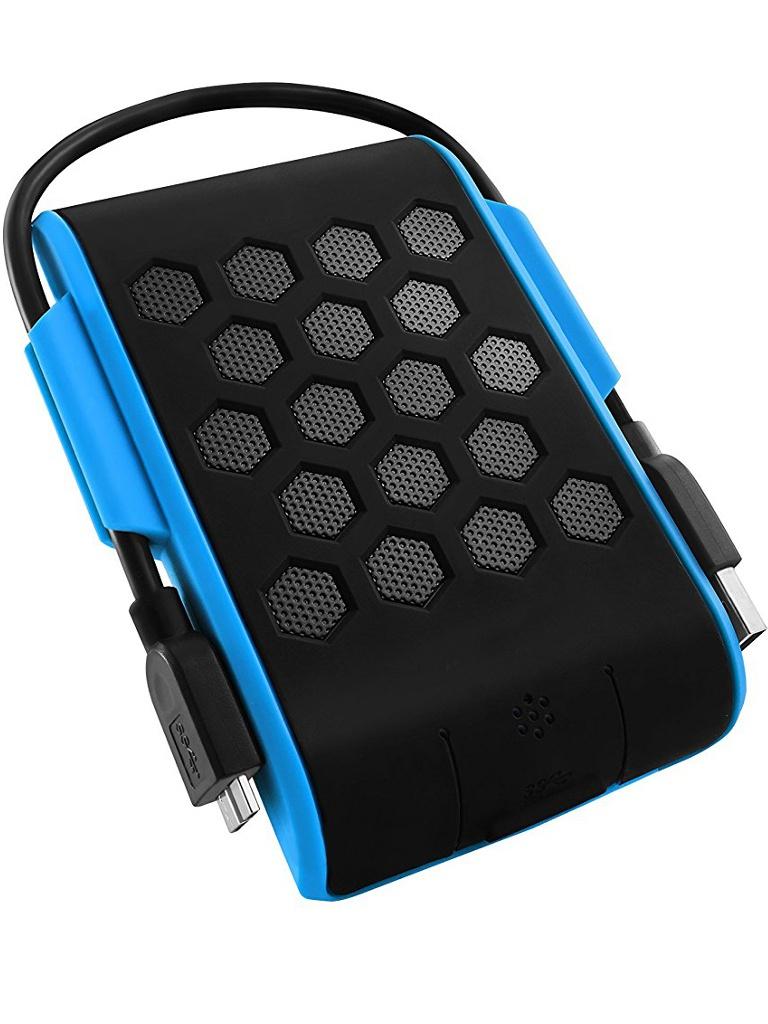 Жесткий диск A-Data HD720 2TB Blue AHD720-2TU31-CBL