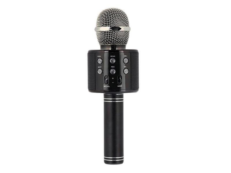 Караоке Handheld KTV WS-858 Black обои wzh ktv