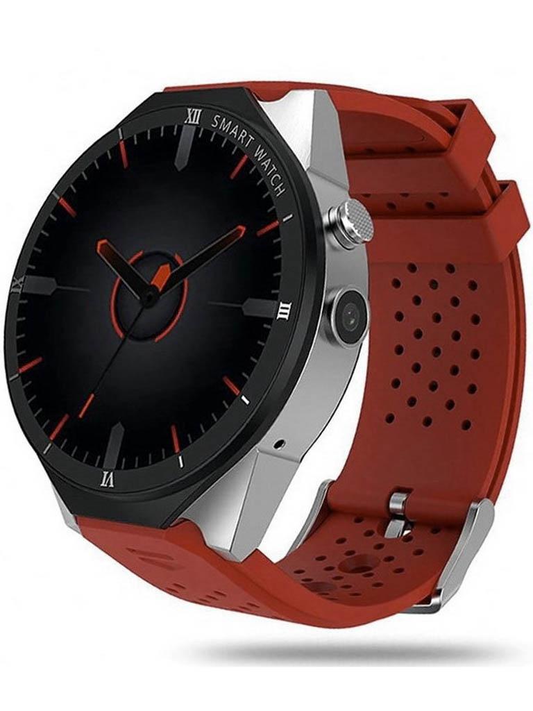 Умные часы KingWear KW88 Pro Red
