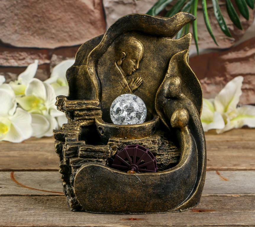 Фонтан СИМА-ЛЕНД Молитва Будды 3726502 афоризмы будды