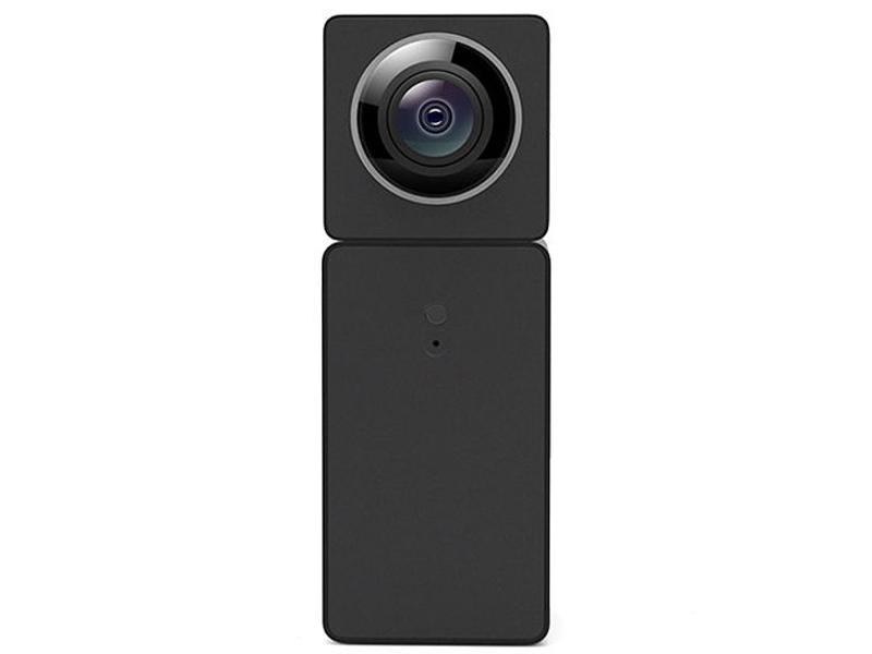 IP камера Xiaomi Hualai Xiaofang Smart Dual Camera 360° Black Выгодный набор + серт. 200Р!!!