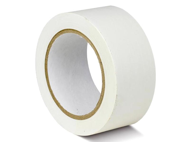 цена на Лента ПВХ Мельхозе 50mm x 33m White КМSЕ05033