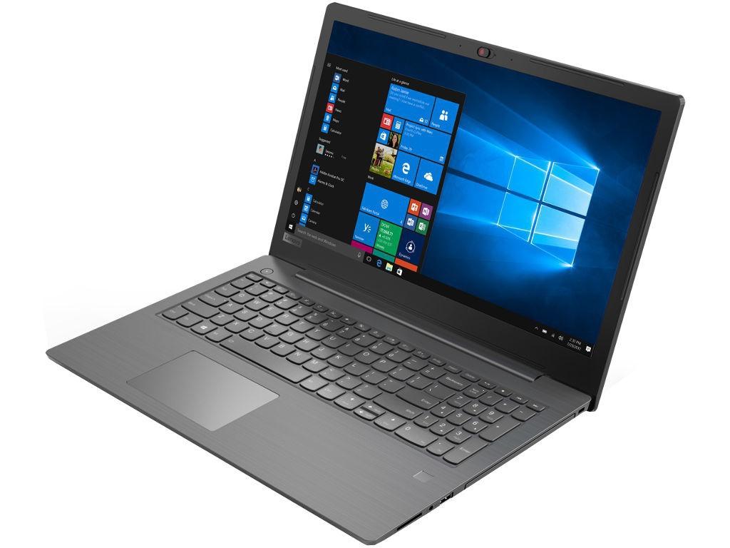 Ноутбук Lenovo V330-15IKB Iron Grey 81AX0135RU (Intel Core i5-8250U 1.6 GHz/12288Mb/256Gb SSD/DVD-RW/Intel HD Graphics/Wi-Fi/Bluetooth/Cam/15.6/1920x1080/Windows 10 Pro 64-bit) пк lenovo thinkcentre m710 tiny i3 7100t 3400 мгц 8гб 1тб intel hd graphics 630 встроенная нет dvd windows 10 pro 10mr005jru