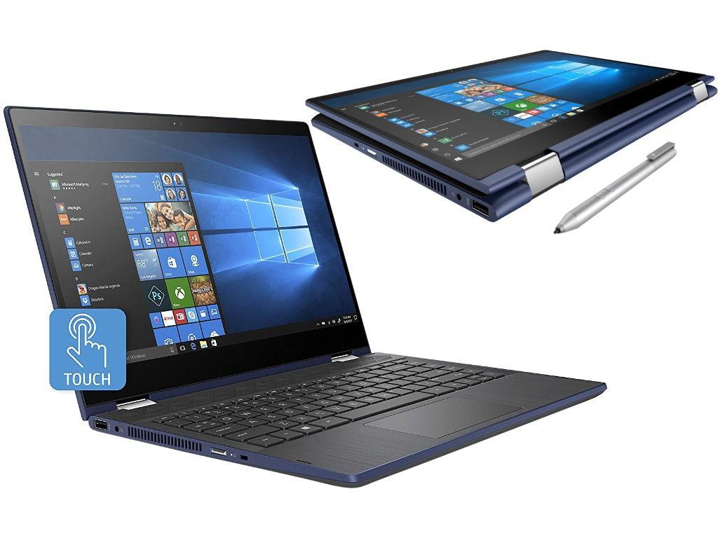 Ноутбук HP Pavilion x360 14-cd1015ur 5SU62EA (Intel Core i5-8265U 1.6GHz/8192Mb/1000Gb + 128Gb SSD/No ODD/nVidia GeForce MX130 2048Mb/Wi-Fi/Bluetooth/Cam/14.0/1920x1080/Touchscreen/Windows 10 64-bit)