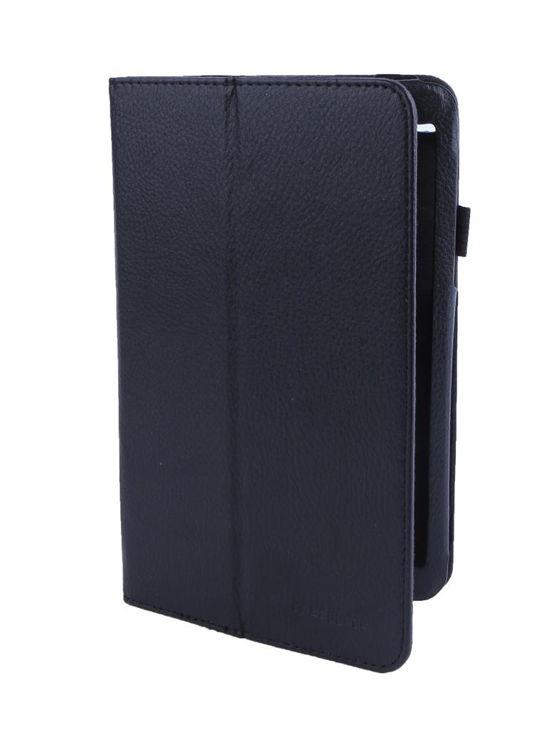 Аксессуар Чехол IT Baggage для Samsung Galaxy Tab A 8 2019 SM-P200/P205 Black ITSSGTA200-1