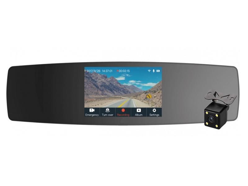 цена на Видеорегистратор YI Mirror Dash Camera
