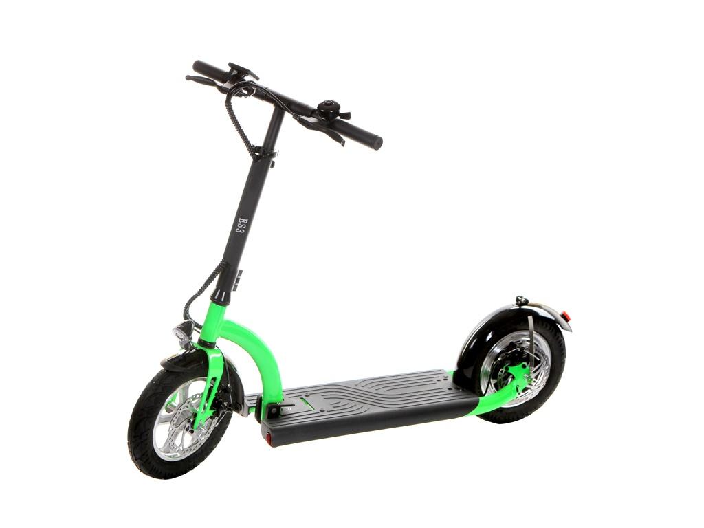 Электросамокат Kugoo ES3 Green