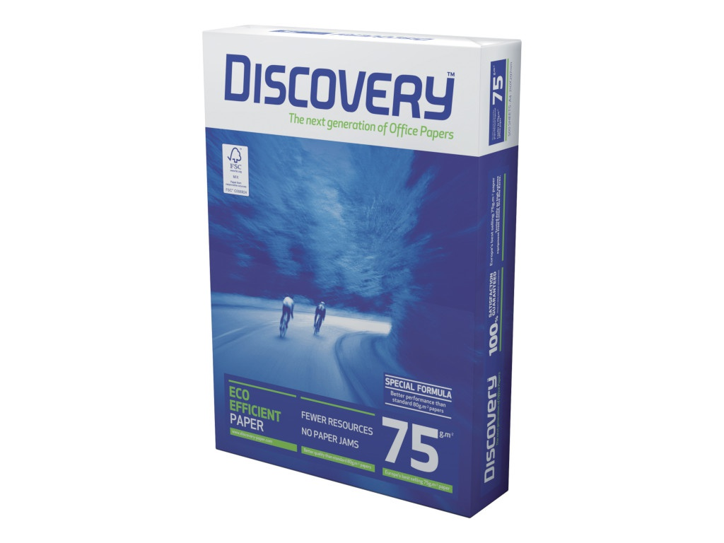 Бумага Navigator Paper Discovery A4 75g/m2 500 листов