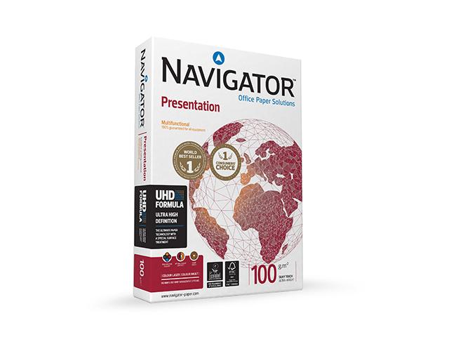 Бумага Navigator Paper Presentation A4 100g/m2 500 листов