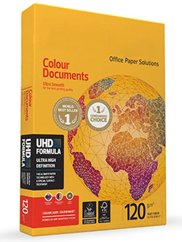 Бумага Navigator Paper Colour Doc A4 120g/m2 250 листов