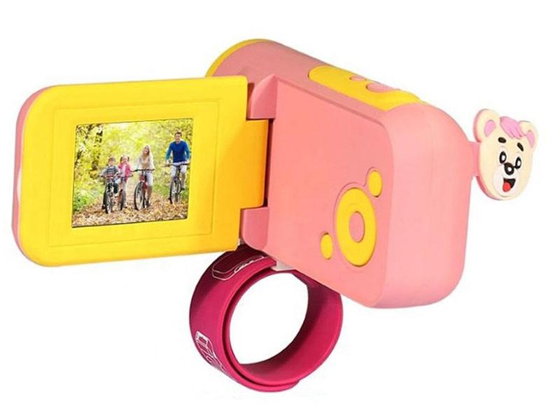 Экшн-камера Zodikam K4 Pink