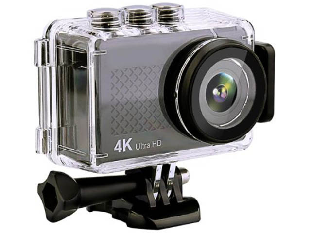 Экшн-камера ZDK KG 894 + Auto Kit