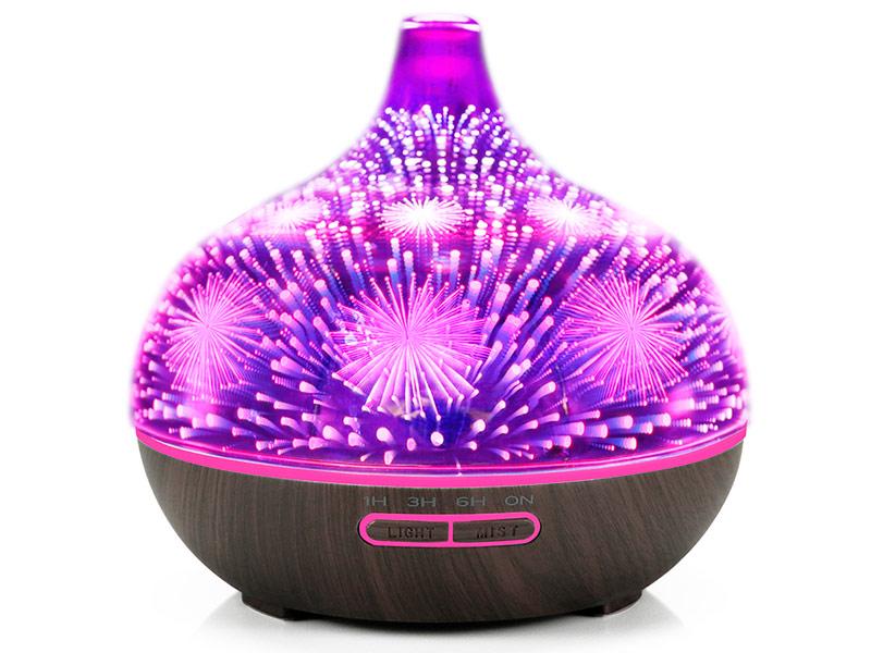Увлажнитель ZDK 3D H005 Fireworks