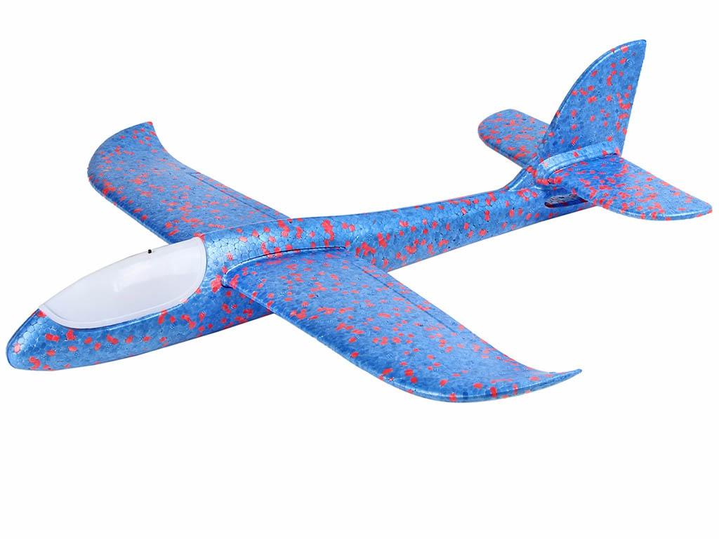 Самолет Veld-Co Планер со светом 84881 планер my happy plan мятный