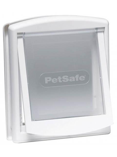 Дверца для собак и кошек PetSafe Original 2 Way Medium White 740EF