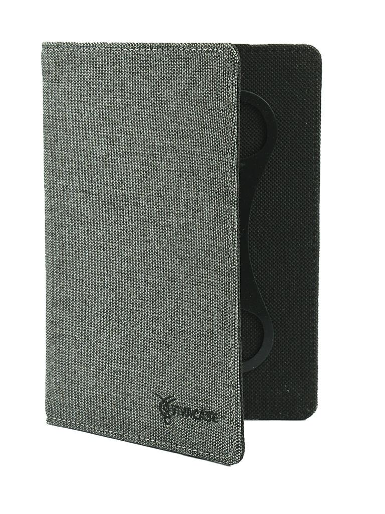 Аксессуар Чехол Vivacase для PocketBook 740 Jacquard Textile Grey VPB-C740ZHAKKARDGR