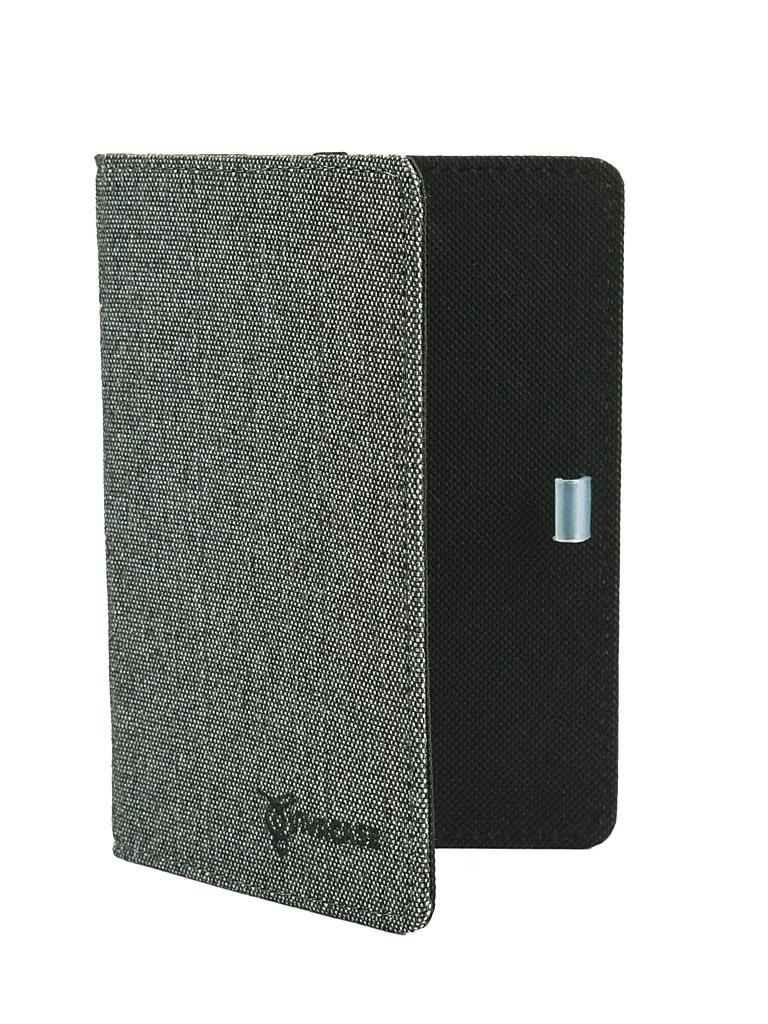 Аксессуар Чехол Vivacase для PocketBook 616/627/632 Jacquard Textile Grey VPB-C616ZHAKKARDGR стоимость