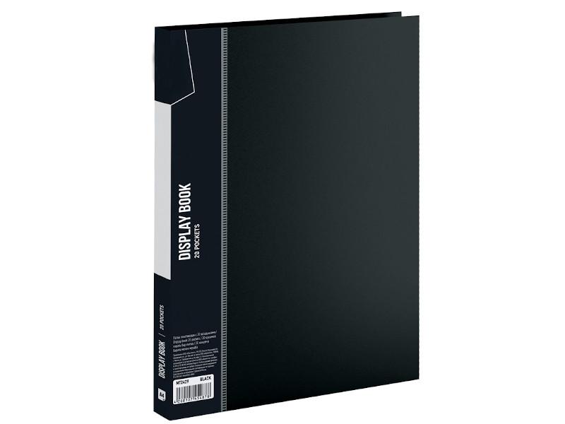 Папка Berlingo Standard 14mm Black MT2429 цена и фото